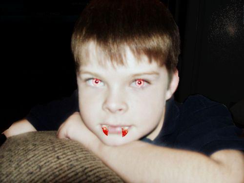 vampire josh
